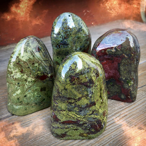 DRAGON STONE JASPER GEMSTONES