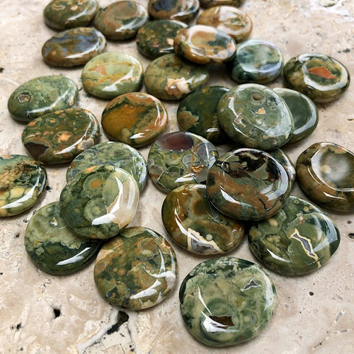 RHYOLITE GEMSTONES PROPERTIES
