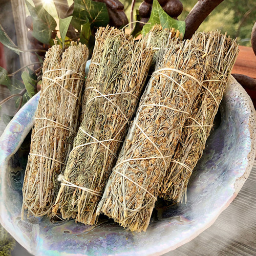 DESERT SAGE Wands Smudge Bundle