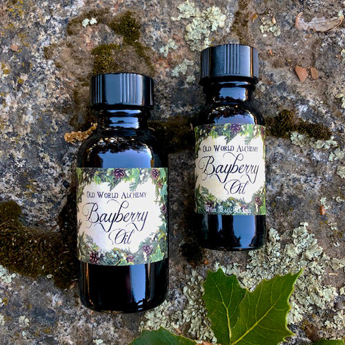 Bayberry Candles Oil