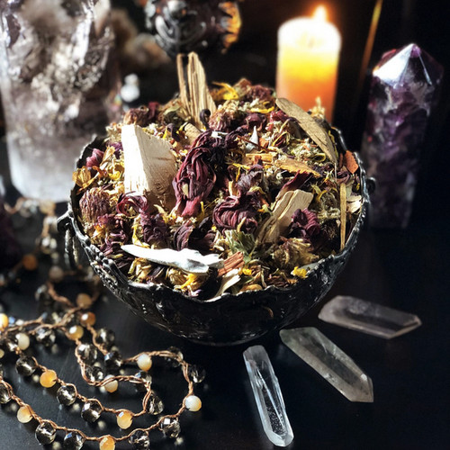 Beltane Herbs Incense