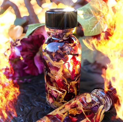 Beltane Oil Sex Magick