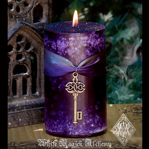 Hekate rituals candles spells