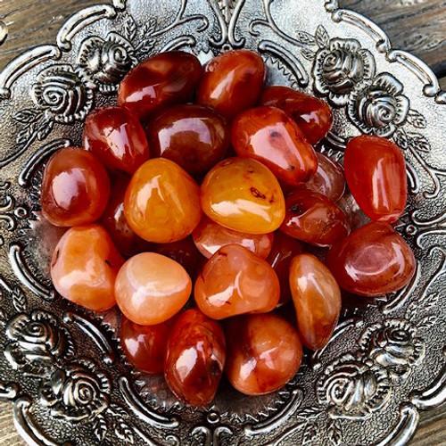 Carnelian Gemstones