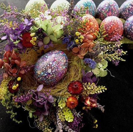 The Colorful History of the Decorated Egg