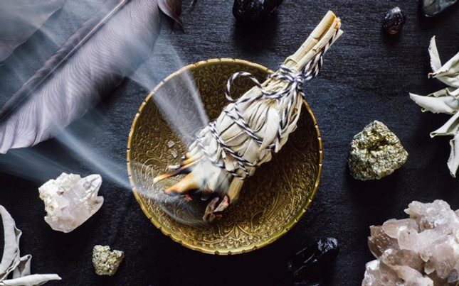 The Importance of Smudging with Sage