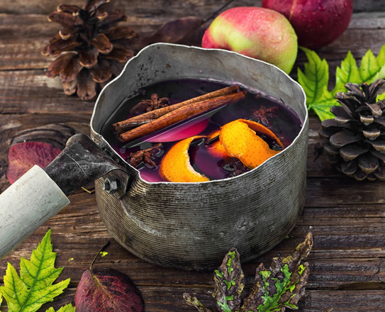 Witches' Brew Recipe for Traditional Samhain Cider & Wine