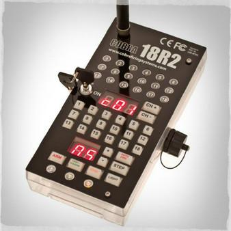 Cobra 18R2 Scripted Remote
