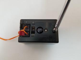 RFRemotech AlphaFire firing system module.