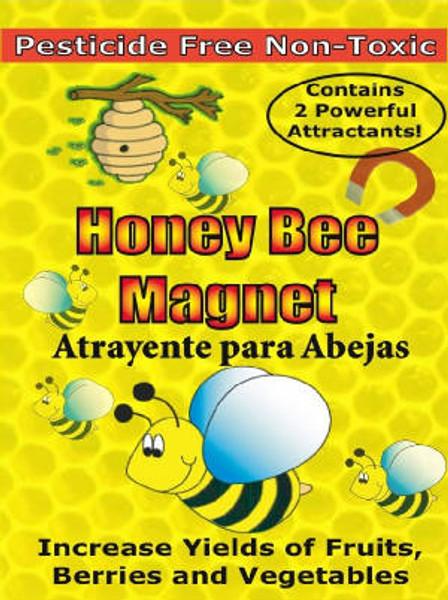 VivaTrap! Honey Bee Magnet (2 pack)