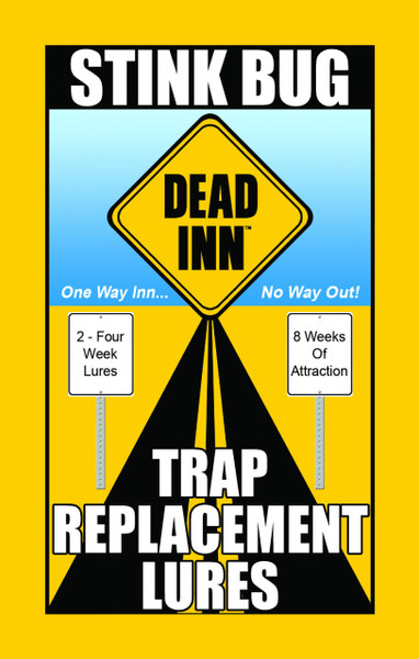 Dead Inn replacement stink bug trap lures ship FREE at EcoGreenWarehouse.com
