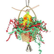 What is the 3577 Christmas Twinkle Duck Yellow Basket?