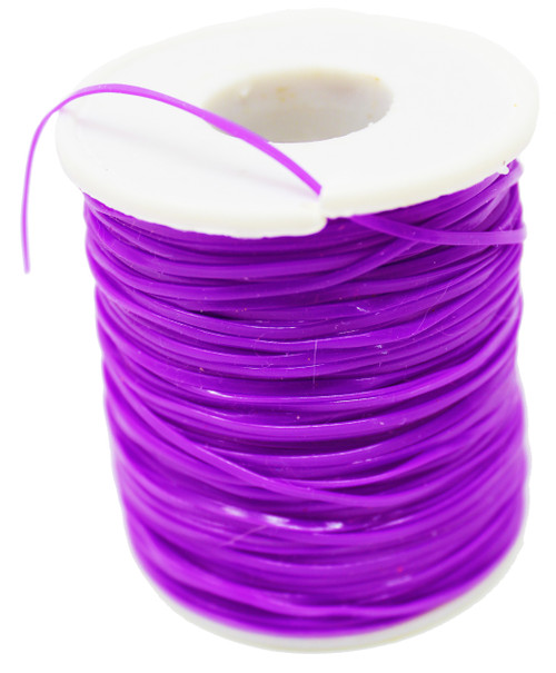 Purple color 9194 Plastic Craft Cord 300 feet