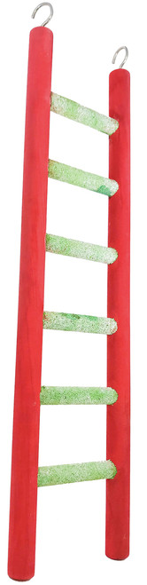 Looking for a robust heavy duty ladder for your large pet bird? Then check out the 20 Inch Heavy Weight Ladder! The ladder is made with sturdy construction.