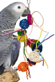 "1373 Twist ""N"" Chew will be a cage favorite for those small to medium-sized birds with busy beaks."