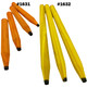 1632 3 Pack Pencil is a fun, chewable foot toy for all size birds, the wooden pencil (no lead) can be tossed around, chewed on and played with.