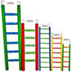 The 30803 15 Inch Pedi Ladder is a great addition to your pet birds cage or aviary. The 30803 has a simple and sturdy design that your pet will love.