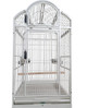 White Color Model SLTS 1818. A great little cage for Parakeets, Cockatiels and other small birds.