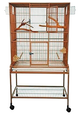 Door lock Model SLFXL 3221: This large flight cage will have your birds chirping with joy. Avian Veterinarian recommended.