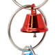 The 1105 Big Ringer from Bonka Bird Toys is a durable and colorful classic bird toy. This bird toy has lots of durable sturdy rings that can easily have other items added to them.