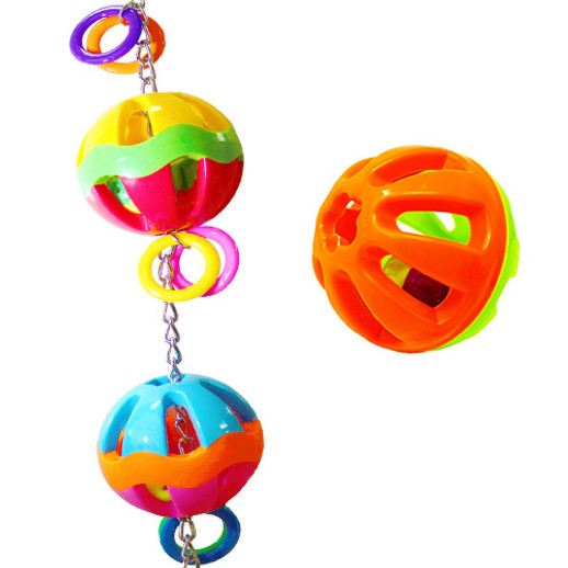 Where are the best tough ball bird toys?