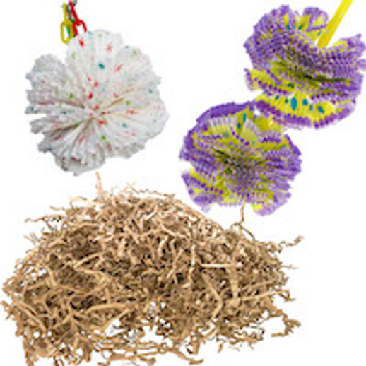 Where are great paper bird toys?