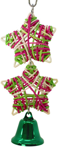 What are Some Good Christmas Bird Toys from Bonka Bird Toys?