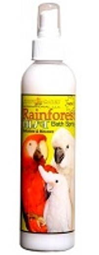 What is Rainforest Mist for Cockactoos?