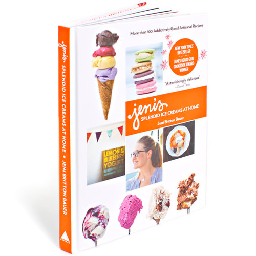 Jeni's Splendid Ice Creams at Home (signed copy)