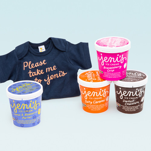 Newborn Baby Collection - Jeni's Splendid Ice Creams