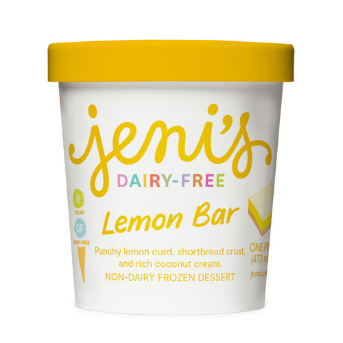 Lemon Bar Pint - Jeni's Splendid Ice Creams
