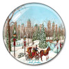 NYC Central Park Paperweight