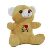 I Love NY Teddy Bear Plush toy bear for baby