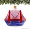 3D Golden Gate Bridge Ornament