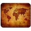 Antique World Map Mousepad