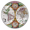 Antique Map Globe  Paperweight