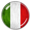 Flag of Italy Paperweight