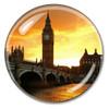 London's Big Ben Paperweight