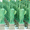 Personalize and customize Statue of Liberty statues and replicas for weddings, placecard holders, parties and corporate gifts.