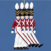 Soldiers Radio City Music Hall Christmas Ornament
