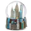 Musical New York City Snow Globe Souvenirs
