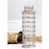 Leaning Tower of Pisa Replicas, Steel Wire