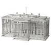 White House replica wire models