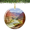 Grand Canyon Christmas Ornament