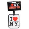 I Love NY Luggage Tag
