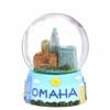 65mm Omaha Snow Globe