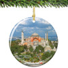 Istanbul Christmas Ornament