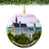 Germany Christmas Ornament of Neuschwanstein