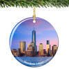 Freedom Tower Christmas Ornament