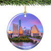 Austin Christmas Ornament of Texas